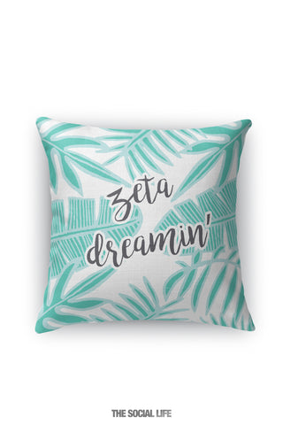 Zeta Tau Alpha Dreamin' Pillow
