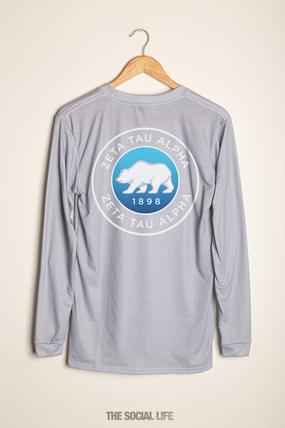 Zeta Tau Alpha Polar Long Sleeve