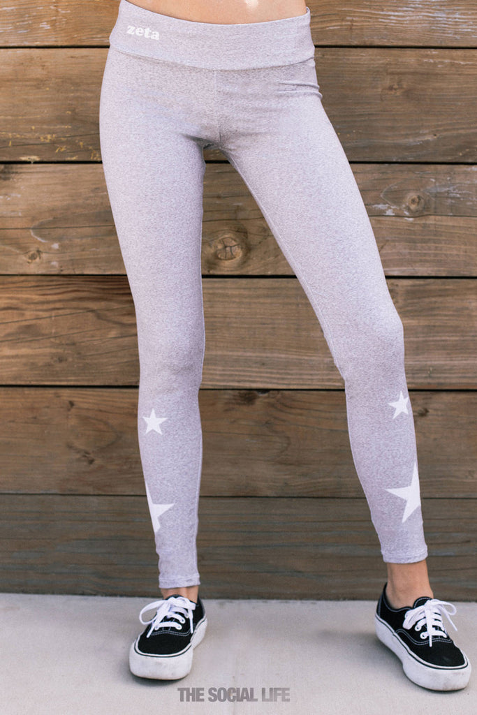 Zeta Tau Alpha Starsky Leggings
