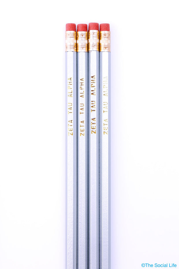 Zeta Tau Alpha Pencil Pack