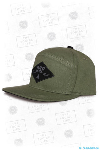 DSP - Premium Military Canvas Hat