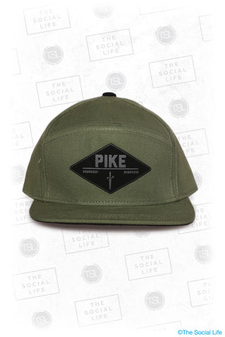 PIKE - Premium Military Canvas Hat