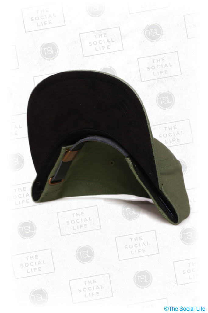 TSL - Premium Military Canvas Hat