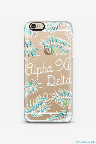 Alpha Xi Delta Custom Snap Case