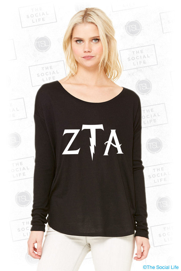 Zeta Tau Alpha Wizard Long Sleeve