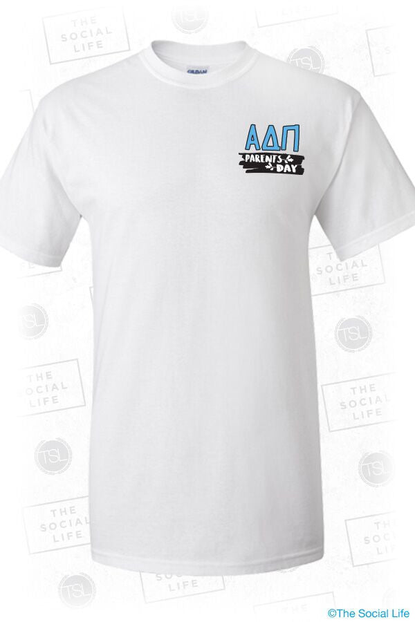 UCR ADPi Parent's Day Shirts