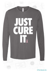 Zeta Tau Alpha Cure Athletic Tee