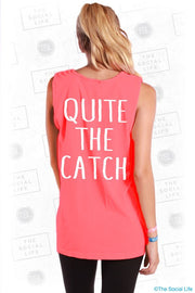Kappa Kappa Gamma Quite The Catch Tank