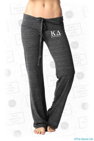 Brown KD Relaxed Sweatpants