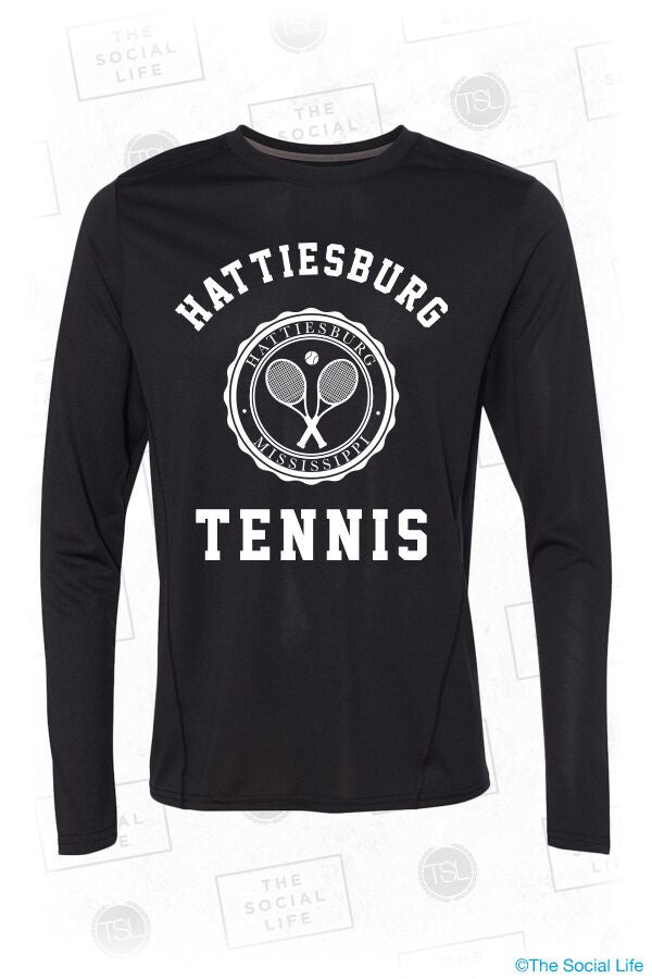 Hattiesburg Tennis Long Sleeves