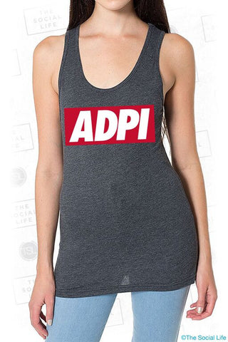 ADPi Obey Inspired Tank