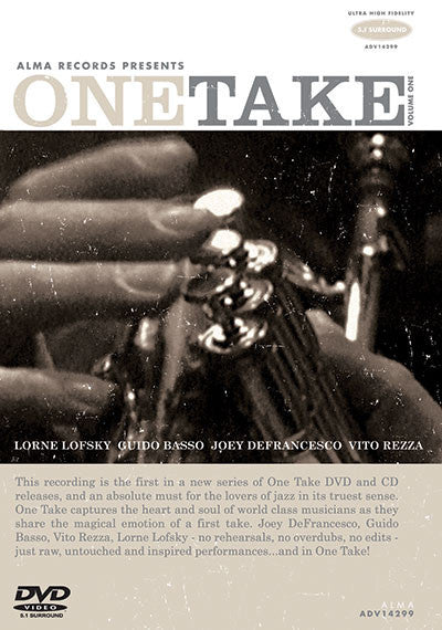 One Take: Volume Two - DVD