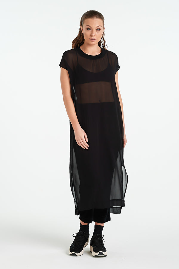 MASON DRESS | BLACK - NYNE - NZ Made Women's Clothing