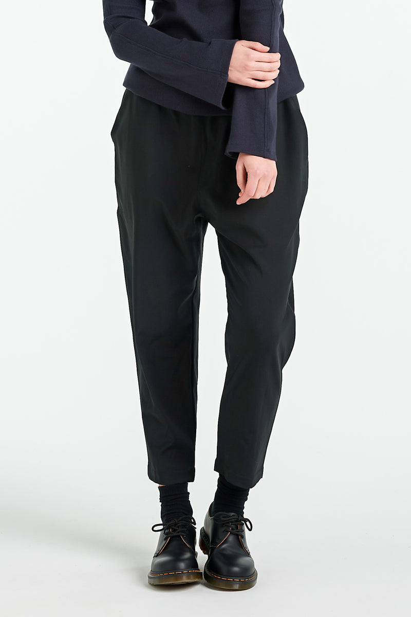 LENNOX PANT 2.0 | BLACK - NYNE - NZ Made Women's Clothing