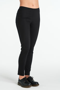 PHOENIX PANT | BLACK - NYNE - NZ Made Women's Clothing