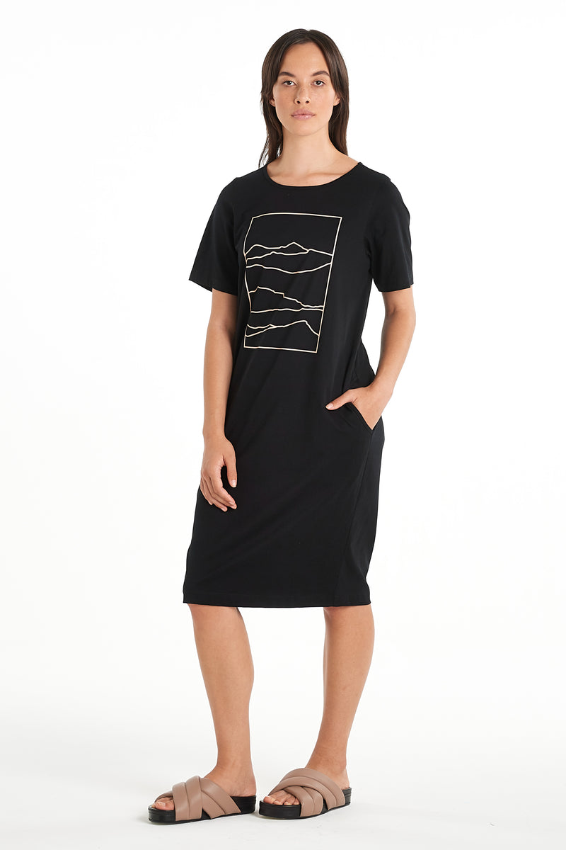 Distant Dress | Etch | NYNE | Online Store