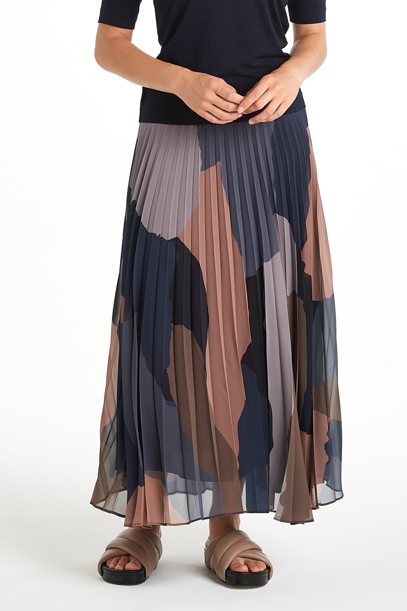 Bond Skirt | Dark Shadowlands | NYNE | Online Store