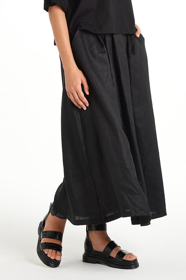 Intuition Skirt | Black | NYNE | Online Store