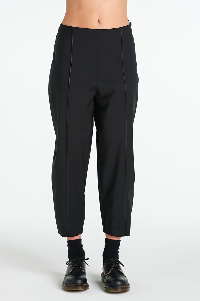 VENETIAN PANT | BLACK - NYNE - NZ Made Women's Clothing