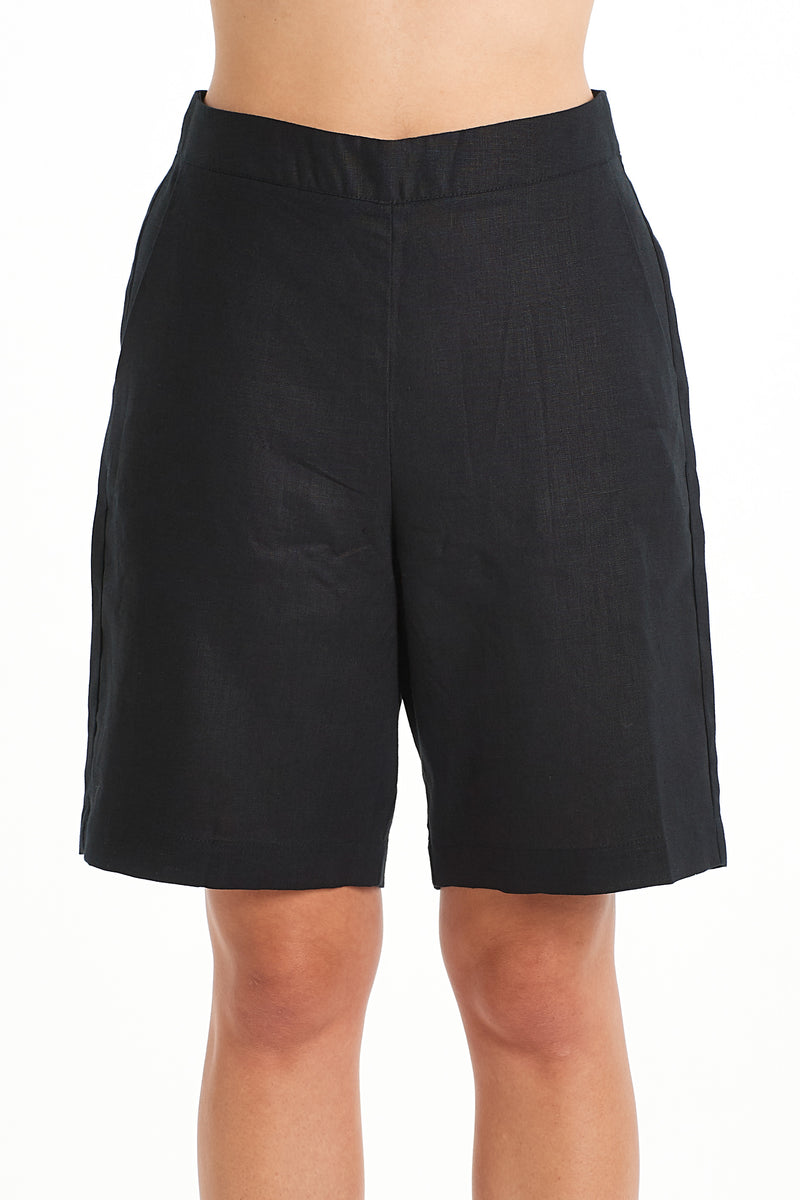 CERAMIC SHORT | BLACK