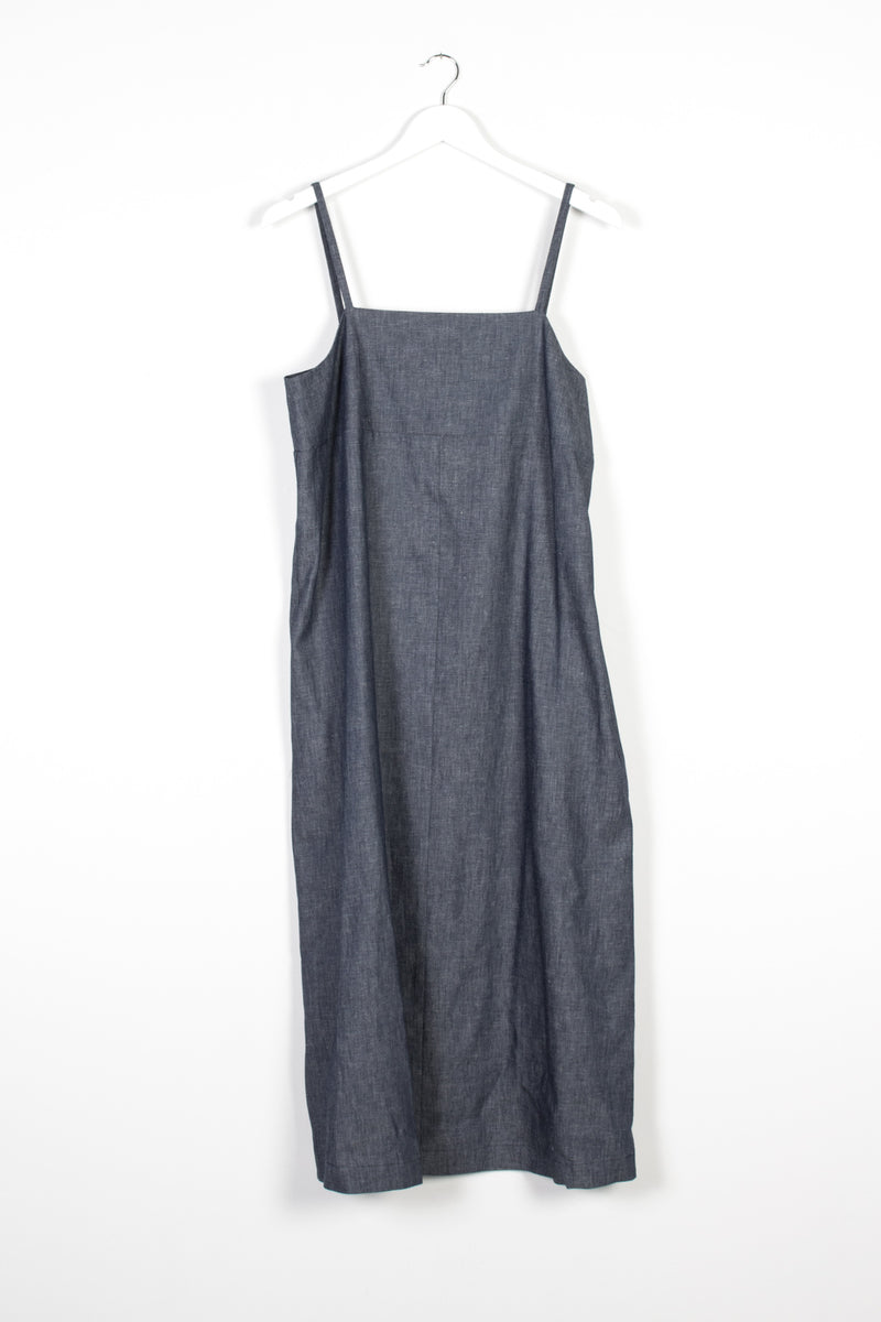 SOCIAL DRESS | DENIM - NYNE - NZ Made Women's Clothing