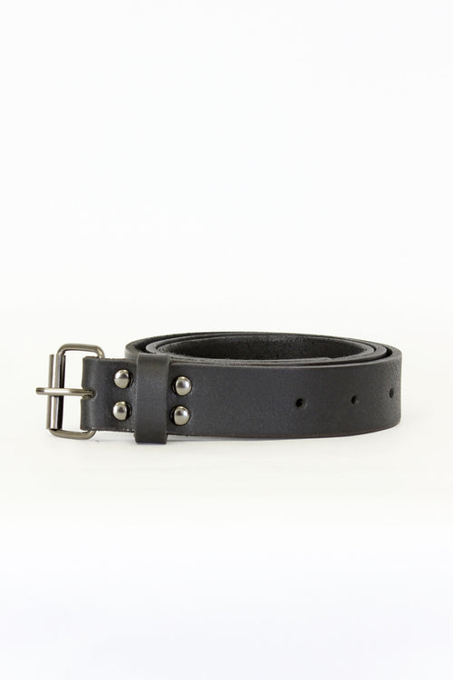 SWISS BELT  | BLACK