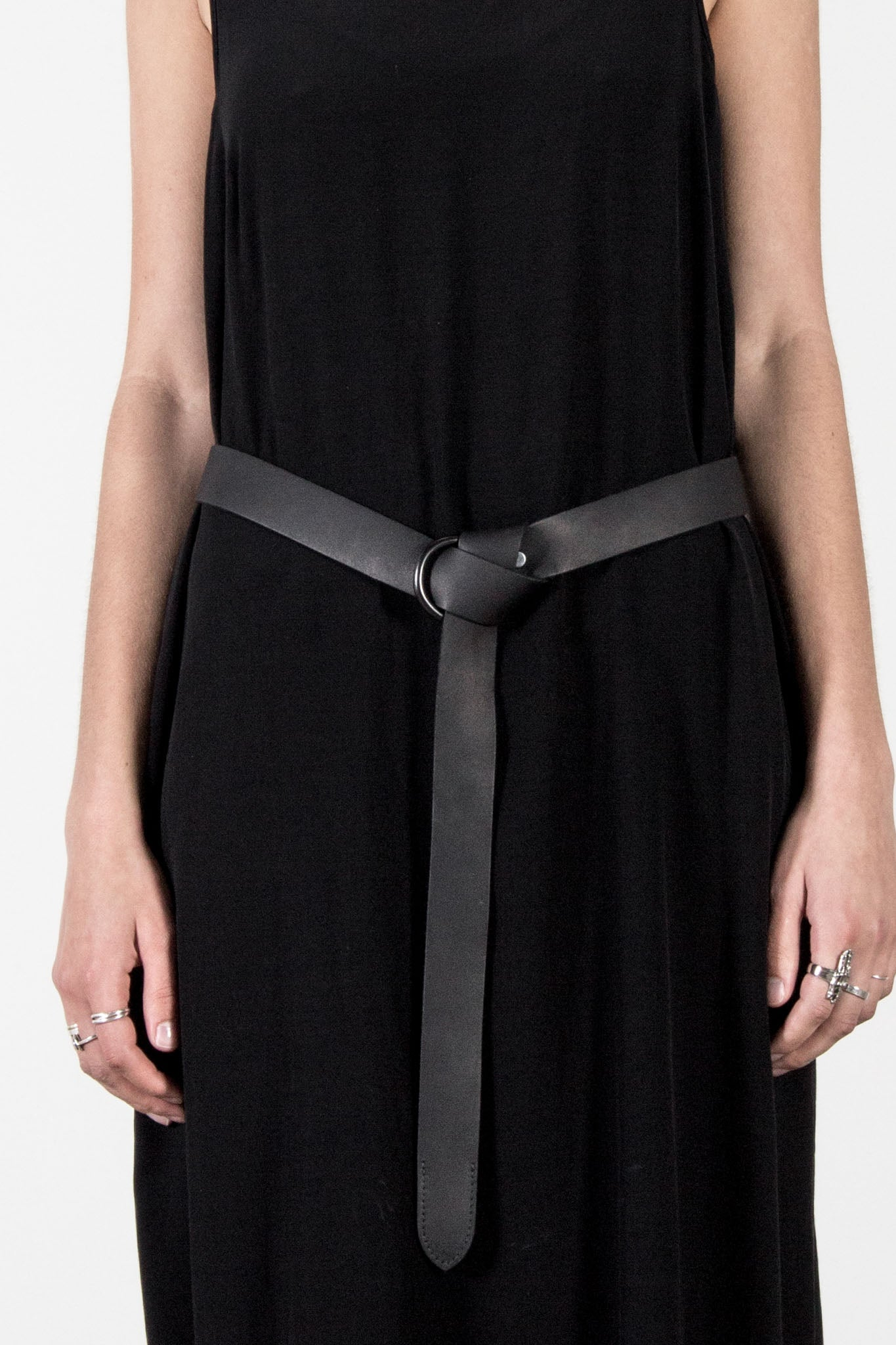 KNOT BELT | BLACK