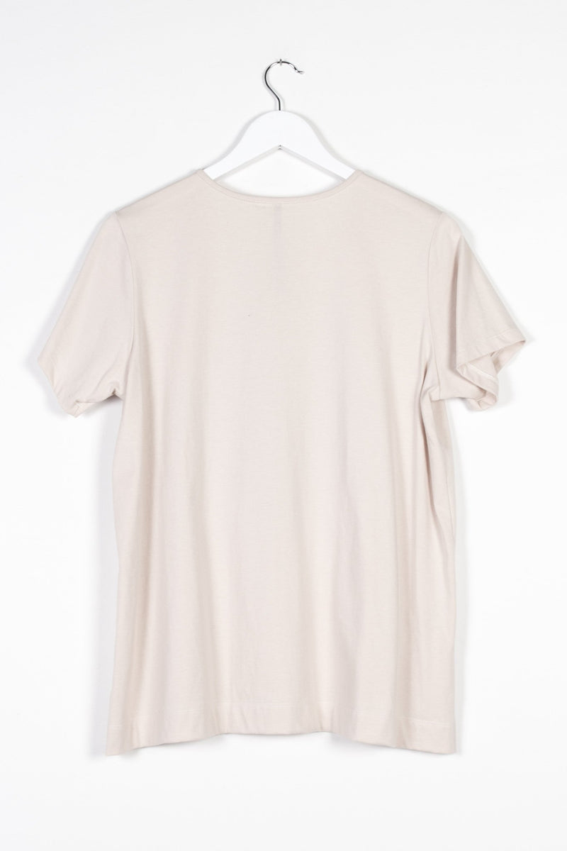 HERMANN T-SHIRT | SAND KNIT