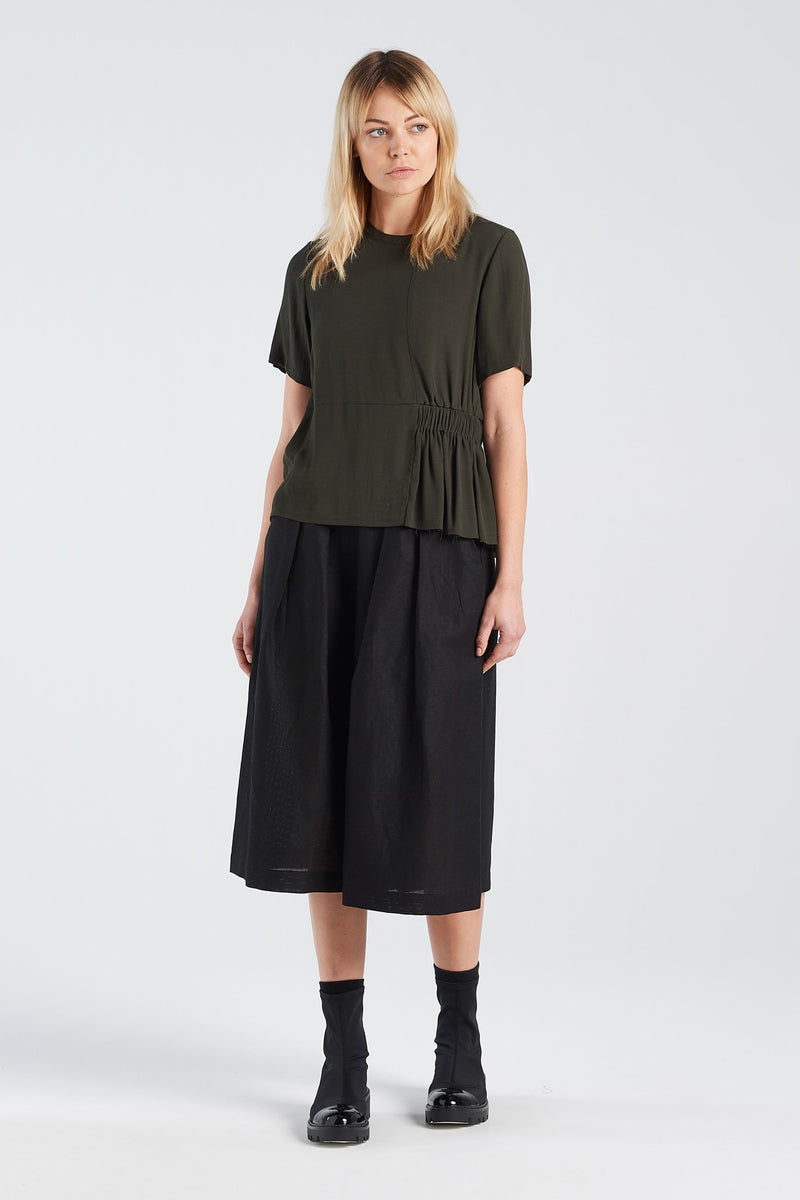 PSUEDO TOP | MOSS - NYNE - NZ Made Women's Clothing
