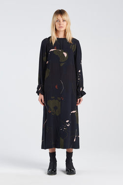 WADIN TOP | RORSCHACH - NYNE - NZ Made Women's Clothing