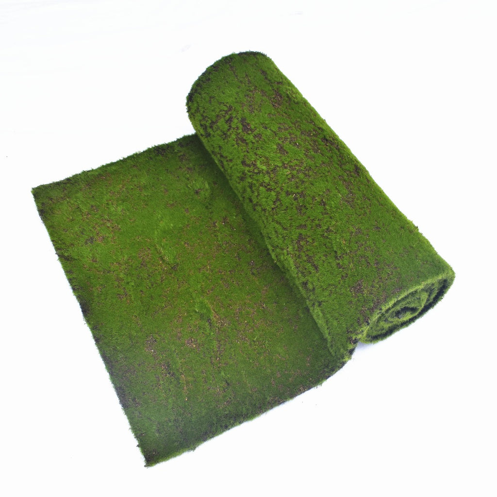 Artificial Moss Wall Covering 200cm x 50cm