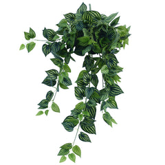 Bright Mixed Philodendron Garland Bush 100cm