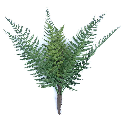 Dark Fern Stem UV Resistant 38cm