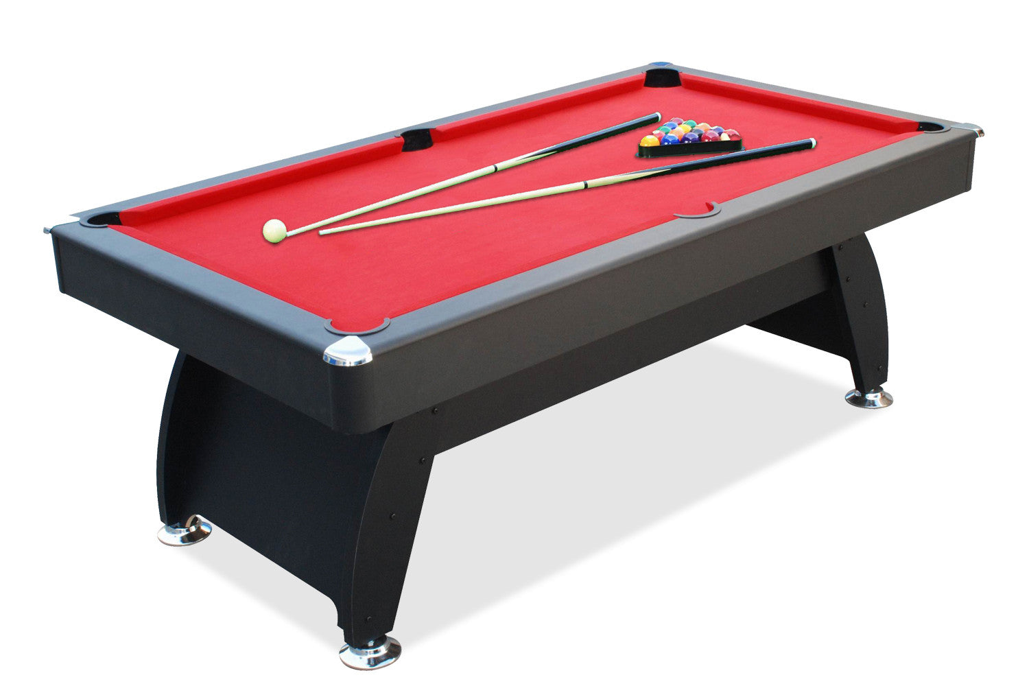 Table de billard club en taille 6 foot billards defaistre - Table et billard a la fois ...