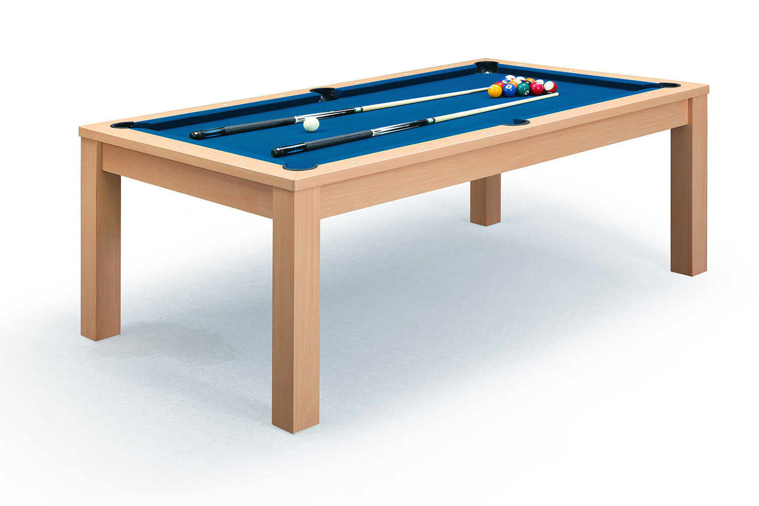 Billard table manger ch ne billards defaistre - Table de salon transformable ...