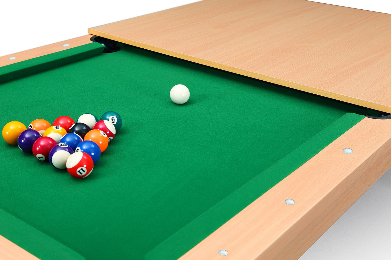 Billard Table à Manger - Chêne | Billards Defaistre