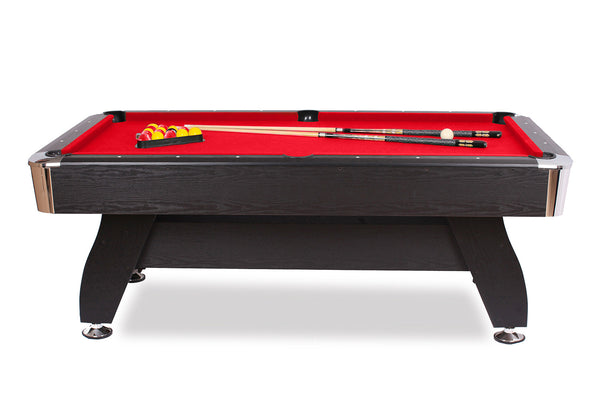 Billard Anglais Blackball Defaistre Club Pro Tapis rouge