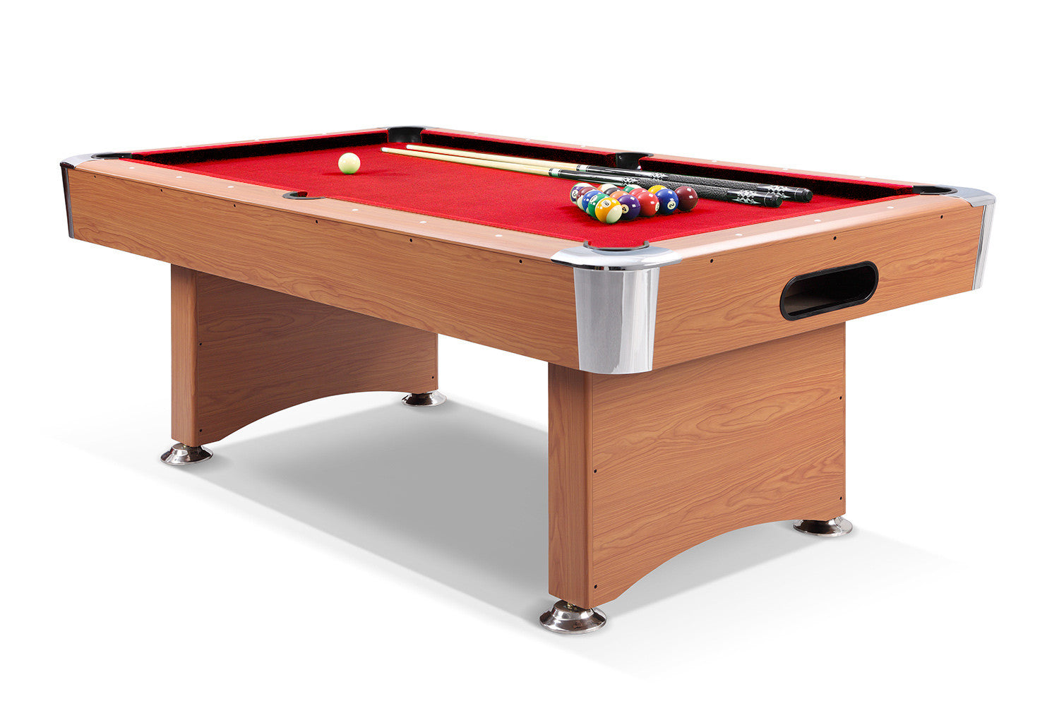 Billard f d ration billards defaistre - Dimension table de billard ...
