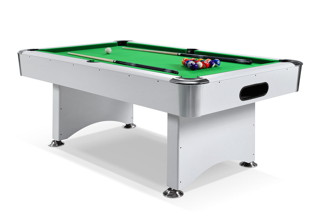 Table de Billard Blanche Defaistre