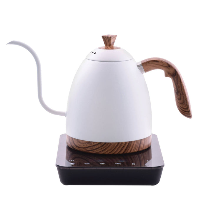 Brewista Artisan Variable Temperature Digital Kettle Matte White,  0.9L