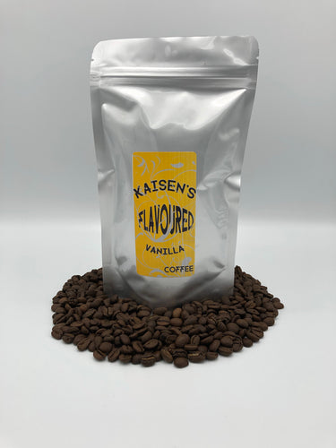 Kaisens Flavoured Coffee - Vanilla