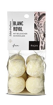 BLANC ROYAL PRALINEN
