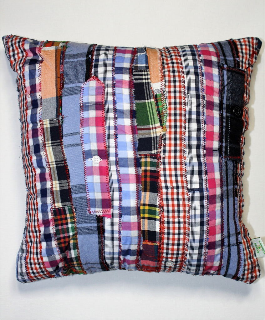 Stuffed Shirt Pillows