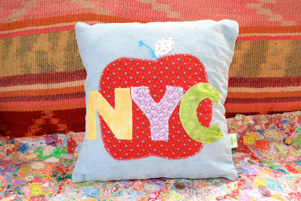 Big Apple Pillow