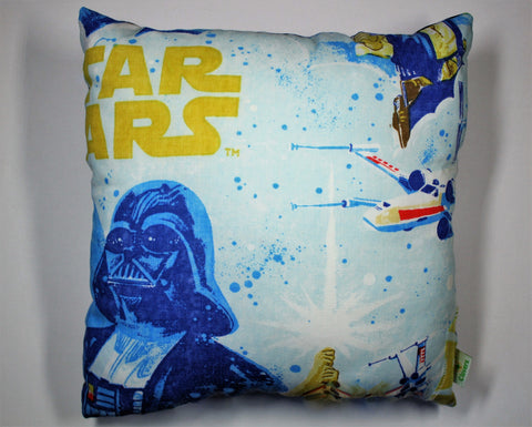 Vintage Star Wars Pillow