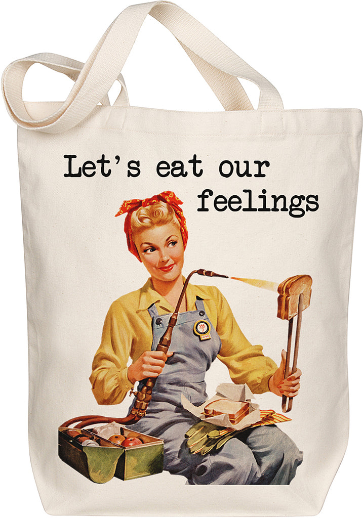 Feelings Tote