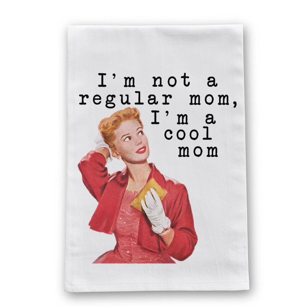 Cool Mom Tea Towel
