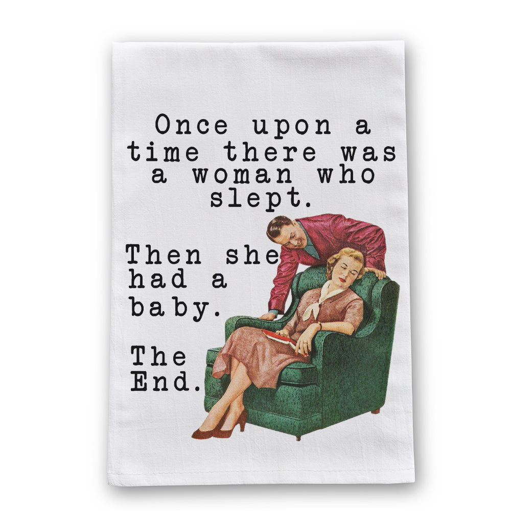 Once Upon a Time Tea Towel