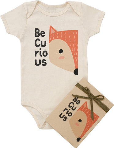 Be Curious Fox Bodysuit