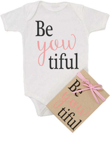 "Be ""You"" Tiful Bodysuit"